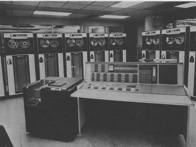 ARTICLE: What Happens When You Mix Java with a 1960 IBM Mainframe