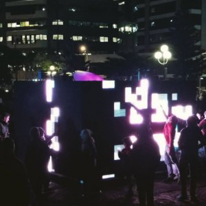 LUX Light Festival, Wellington, New Zealand